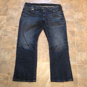 Men's silver Grayson Jeans
